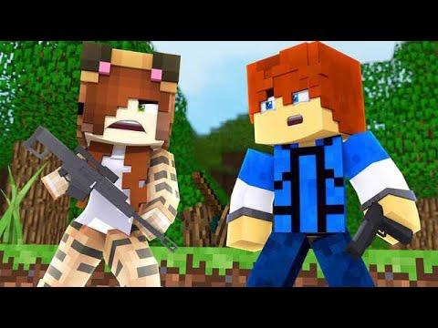 Minecraft Recess - TINA'S PLAN !? (Minecraft Roleplay - Episode 5)