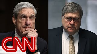 Mueller told Justice Dept. three weeks ago he wouldn