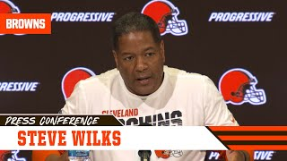 Steve Wilks Previews Quick Tempo Cardinals Offense | Cleveland Browns