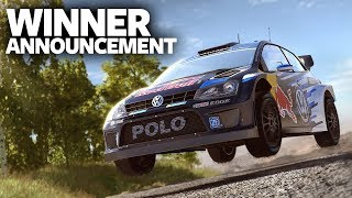 WRC 7 Giveaway Winner, Review Criteria, Future Regular Giveaways, Channel Discussion & More