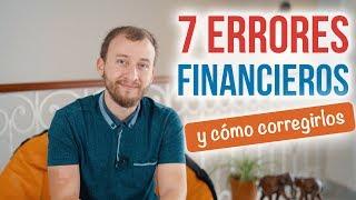 Video: Los 7 Errores Financieros Más Comunes Y Cómo Corregirlos