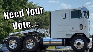 I've Been Hiding the Truth about the International Cabover.....