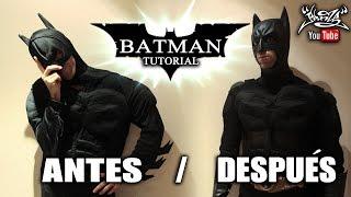 TUTORIAL: Haz tu COSPLAY de BATMAN
