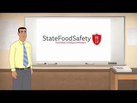 Becoming a Certified Food Protection Manager with ... - YouTube