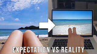Realiteti VS Si E Presim VERËN (Expectation VS Reality ) | Loti Shaqiri
