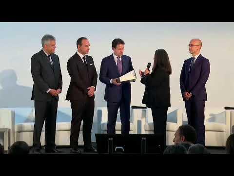 Intervento del Presidente Conte agli Stati generali della transizione energetica italiana