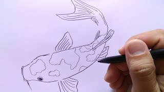 Melukis Ikan 123vid