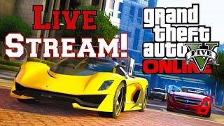 "GTA 5 Live Stream Right Now ""Lets Play GTA 5 (BILLOWYRABBIT74)"
