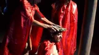 Making Off Teatro da Paixão 2014