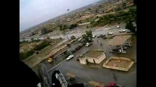 preview picture of video 'Low Level Cover Ship Over Samarra, Iraq'