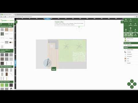Videoanleitung - Online Gartenplaner von GestaltedeinenGarten.de