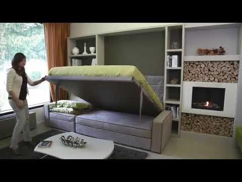 Sistemas Hiddenbed para camas abatibles