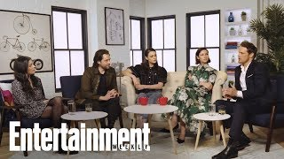 The Cast Of 'Outlander' Breaks Down The Season 5 Wedding | Entertainment Weekly