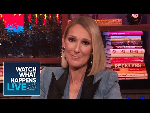 Does Celine Dion See Marriage in Her Future? | WWHL