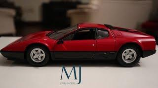 Ferrari 512 BB  By Kyosho 1/18