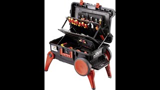 Unboxing Wiha Tool Case Set XXL III