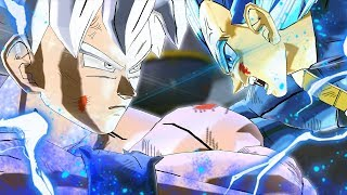 STRONGEST Goku vs STRONGEST Vegeta! Legendary Box of Battles! Dragon Ball Xenoverse 2