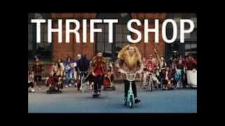 Macklemore and Ryan Lewis- Thrift Shop (explicit)