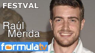 """Raúl Mérida: """"Supone mucho hacer una serie como 'Isabel', fue un gran reto"""""""