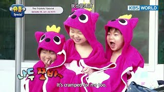 The Return Of Superman   The Triplets Special Ep.28 [ENGCHN2017.12.01]