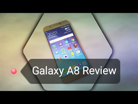 samsung galaxy a8 review with pros and