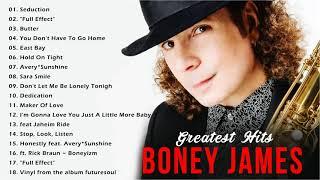Greatest Boney James Greatest Hits Full Album 2021 The Best Songs Of Boney James Saxophone Romatic