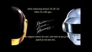 Daft Punk   Instant crush lyrics + traduction française