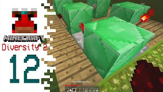 Minecraft Diversity 2 with Pause - EP12 - Pause. Redstone Master.
