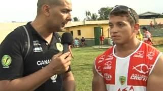 preview picture of video 'UFAM Esportes Visita o municipio de Codajás, Amazonas'