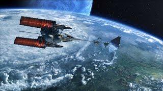The Interstellar Venture Star arrives at Pandora | AVATAR