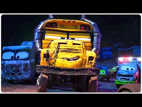 Cars 3 Movie Clips (2017) Disney Pixar Animated Movie HD