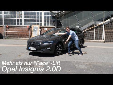 "Mehr als nur ""Face""-Lift: Opel Insignia Sports Tourer 2.0 Diesel (174 PS) Test [4K] - Autophorie"