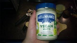 Hellmans Vegan Mayo REVIEW