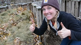 Composting 101: Stupid-Easy Compost Making in Piles & Bins