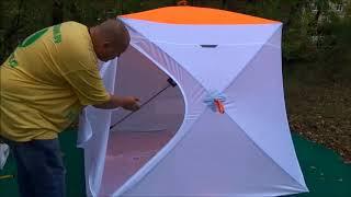 Высокие палатки для зимней рыбалки