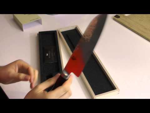 Messer Test Kai Shun