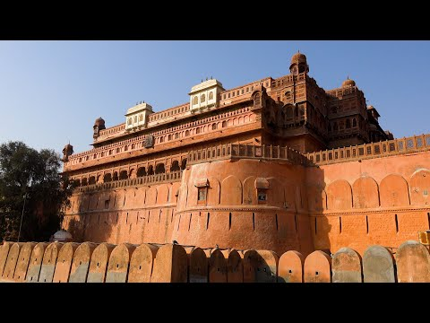 Look at the Architecture of These Historic Indian Forts!
