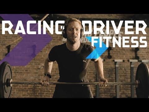 Britain's Sam Bird Shares Extreme Racing Driver Fitness Regime | ABB FIA Formula E Championship