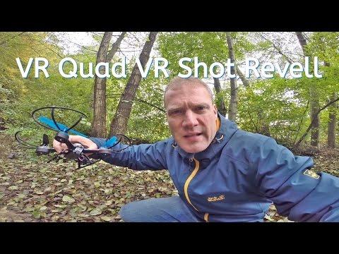 VR Quad // VRShot // Revell Control // #03- Flugtest Outdoor