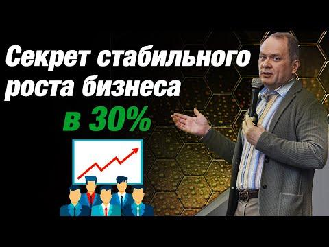 Где взять супер-продавцов и как обеспечить рост бизнеса от 30% в год / Александр Высоцкий