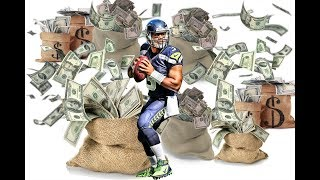 Most Paid NFL Players 2019 || TOP 10 Compilation || Average Annual Salary Included!!!