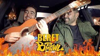 BERET Hace Una BRUTAL IMPROVISACIÓN Mientras TOCA LA GUITARRA!