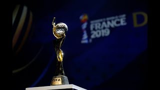 FIFA Women's World Cup trophy begins French tour