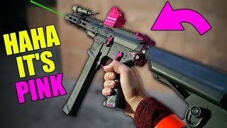 They Made Fun Of My Pink Gun (They Regretted It)