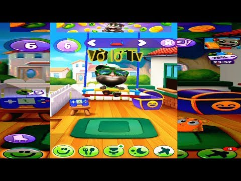 Android Gameplay – My Talking Tom 2, Video game funny 2019 #3