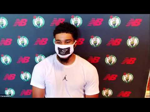 Jayson Tatum on why he wanted Michael Brown's name on jersey; recalls St. Louis after his passing