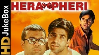 Hera Pheri 2000  Full Video Songs Jukebox  Sunil Shetty Akshay Kumar Paresh Rawal Tabu