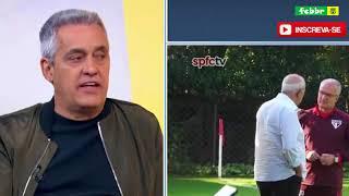 🔥 PEGOU FOGO 🔥 polêmica entre Casagrande e Victor Birner no Seleção Sportv Confira   10Convert com