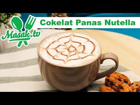Video Coklat Panas Nutella | Minuman #077