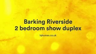 Open Barking Riverside video